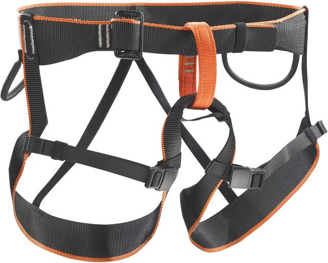 Skylotec Sam Klettergurt : Skylotec pyrit harness kids black orange campz
